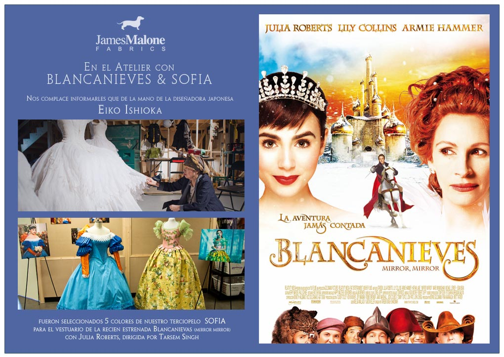 Blancanieves - The film