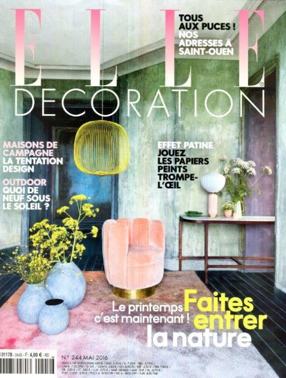 Ell Decoration mayo 2016 - portada